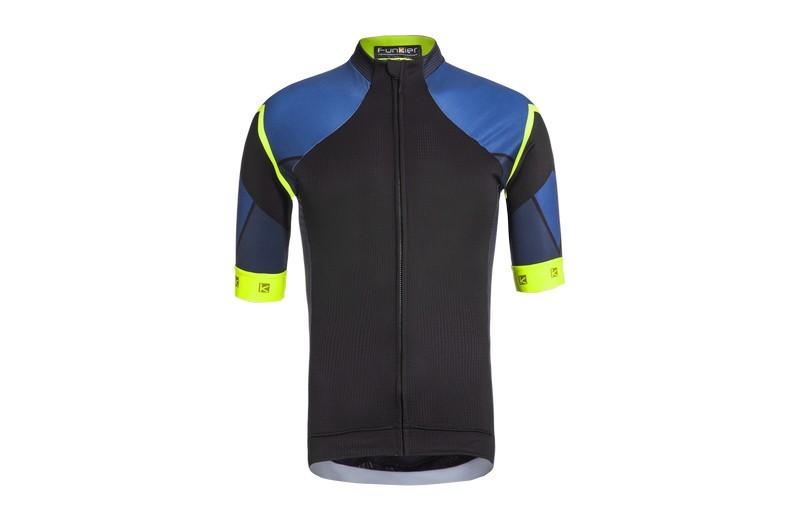 FUNKIER Kortærmet trøje Elite Sorrento Sort Blå Medium. Klik for at  forstørre 3bff746f1