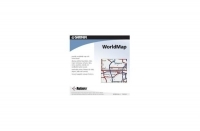 GARMIN Vejkort MapSource WorldMap CD
