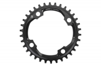 SRAM Klinge 32T XO1 11 Gear Ø104mm Sort