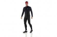 GIORDANA Jakke Vinter Body Clone Sort str 5/XL