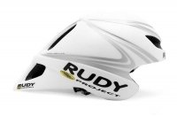 RUDY PROJECT Cykelhjelm Wingspan Hvid/Sølv 54-59cm