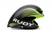 RUDY PROJECT Cykelhjelm Wing 57 Mat Sort/Lime fluo S-M 54-58cm