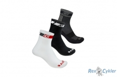 GRIPGRAB Strømper 3Pak All-season Socks Sort Large/44-47