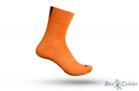 GRIPGRAB Strømper Lightweight SL Fluo Orange XS/35-38