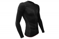 FUNKIER Base Layer Top Langærmet Merano Small-Medium