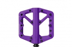 CRANKBROTHERS Pedalsæt Stamp 1 Small Purple
