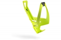 ELITE Flaskeholder Cannibal XC Yellow Fluo, Sort graphic