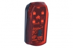 OXC Baglygte Automatisk Stop Lys LED 20 Lumen