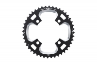 SHIMANO Klinge 44T XT FC-M770 9 gear 104mm Sort